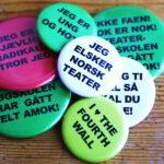 Buttons fra Klaus Hennum Produksjon AS